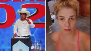 """Johanna San Miguel: """"Esos políticos que se dedican a robar, miren bien y abran los ojos"""""""