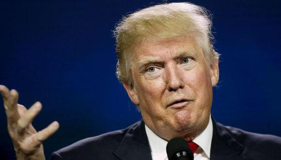 Donald Trump no dio detalles sobre impuestos ni otras medidas