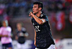 'Chucky' Lozano marcó el 4-1 para México ante Bermudas con este potente remate cruzado | VIDEO