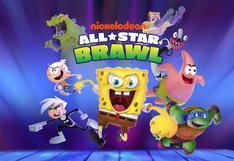 Nickelodeon All-Star Brawl   Bob Esponja, Las Tortugas Ninjas y los personajes que incluirá el videojuego de pelea