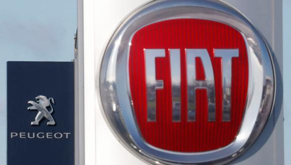 Francia e Italia se congratularon tras la confirmación de la fusión de Fiat y Peugeot. (Foto: Reuters)