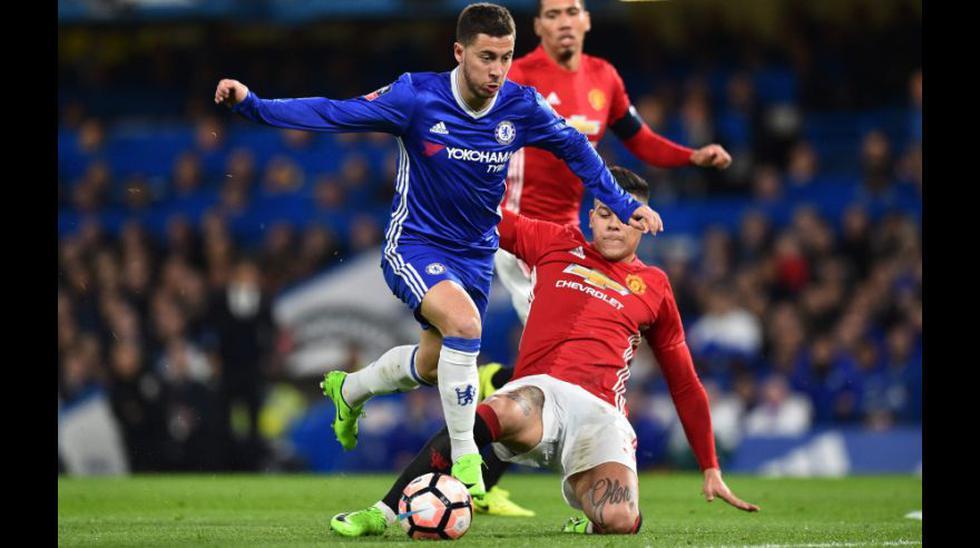 FA Cup: el triunfo de Chelsea sobre Manchester United [FOTOS] - 5