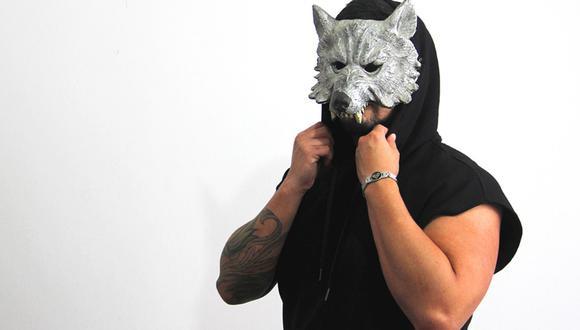 Lobo Gris estrena su nueva canción 'El Artista'. (Foto: Lobo Gris)