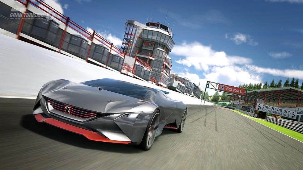 Peugeot Vision Gran Turismo: El nuevo auto de Gran Turismo 6 - 2