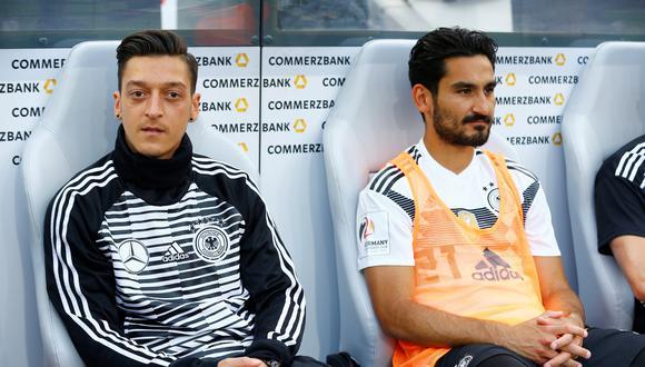 """El ex futbolista dijo que tras esta reunión, tanto Özil como Gundongan serán criticados """"por factores ajenos al fútbol"""" con lo que se podría dañar la integridad del equipo de cara al Mundial. (Foto: Reuters)"""