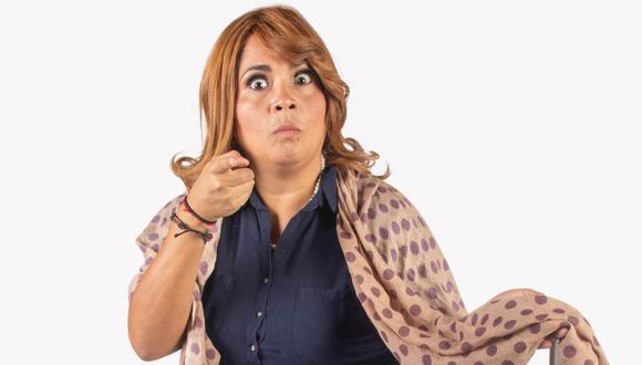 """Katia Palma retomará """"Los rollos de Katia"""" en función online e interactiva. (Foto: Coritos Producciones)"""