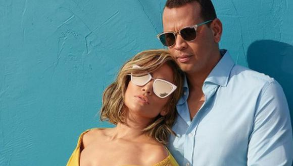 Jennifer Lopez y Alex Rodríguez tienen varios negocios en común, aparte de una gran historia de amor. (Foto: @arod / Instagram)