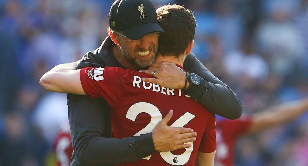 Liverpool ganó 2-0 a Cardiff por la fecha 35° de la Premier League   VIDEO. (Foto: AFP)
