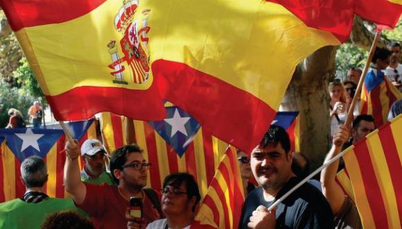 """""""El desafío soberanista de Cataluña"""", por Manuel Luque Casanave"""