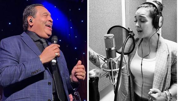 """Tito Nieves y Daniela Darcourt lanzaron el pasado viernes su nuevo tema llamado """"si tú te atreves"""". (@danieladarcourtoficial / @titonievesoficial)"""