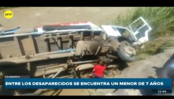 Este fatídico accidente ocurrió la madrugada del miércoles. (Video: RPP)