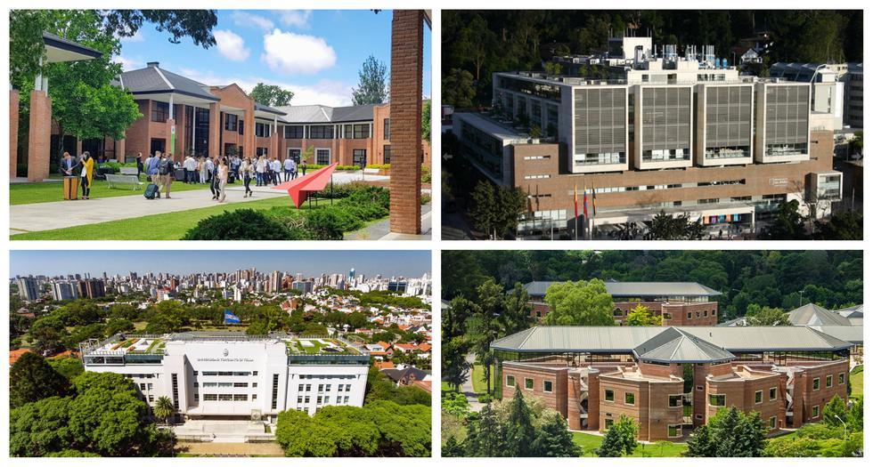 Entérate en esta galería cuáles son las mejores escuelas de negocio en América Latina.