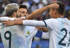 Argentina vs. Brasil: la primera alineación que colocó Scaloni en la 'Albiceleste' con miras al clásico de Sudamérica [FOTOS]