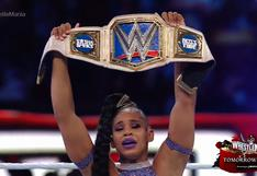 Wrestlemania 37 - Bianca Belair, Bad Bunny y los demás vencedores de la noche: resumen
