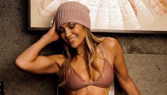 Jennifer Lopez se inspiró en el '10 Year Challenge' para crear su propio reto viral para poner en forma a la mayor cantidad posible de gente. (Foto: @jlo en Instagram)
