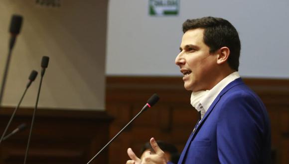 """El legislador de Alianza para el Progreso aseguró que, desde el Parlamento, se deben ofrecer soluciones """"reales"""" a los aportantes de las AFP. (Foto: Difusión)"""