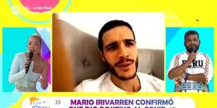 EEG: Mario Irivarren brinda detalles de su estado tras dar positivo para coronavirus