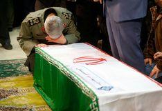 Irán revela que tiene trece escenarios para vengar asesinato de Qasem Soleimani