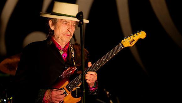 El ganador del Premio Nobel de Literatura, Bob Dylan, fue acusado de abusar sexualmente de una menor de edad hace casi 60 años. (Foto: EFE)