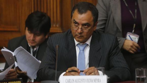 Carlos Oliva fue viceministro de Hacienda entre agosto del 2011 y mayo del 2015, durante el gobierno de Ollanta Humala. (Foto: Archivo El Comercio)