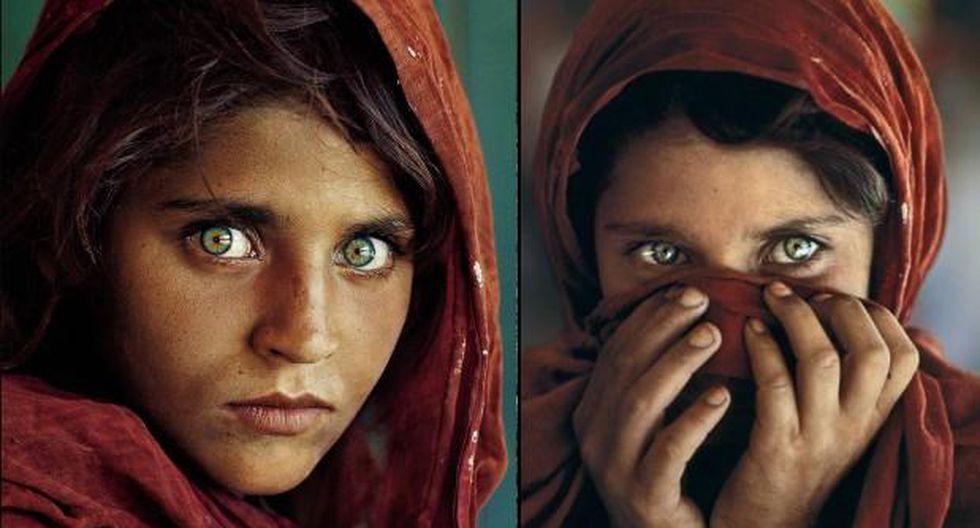 ¿Por qué arrestó Pakistán a la afgana de los ojos verdes?