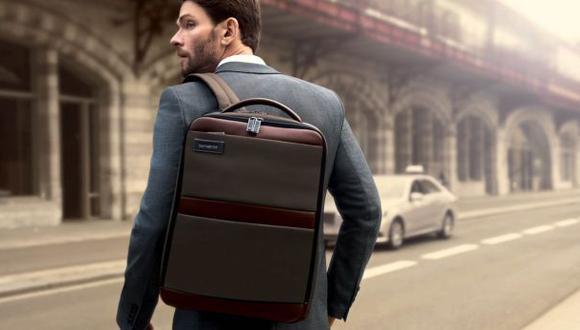 Samsonite lanzará maletas que podrás rastrear desde tu celular