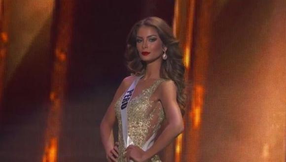Miss Universo 2015: Laura Spoya se luce en gala del miércoles