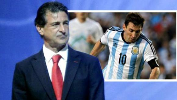Mario Kempes, ex futbolista argentino. (Foto: captura de pantalla)