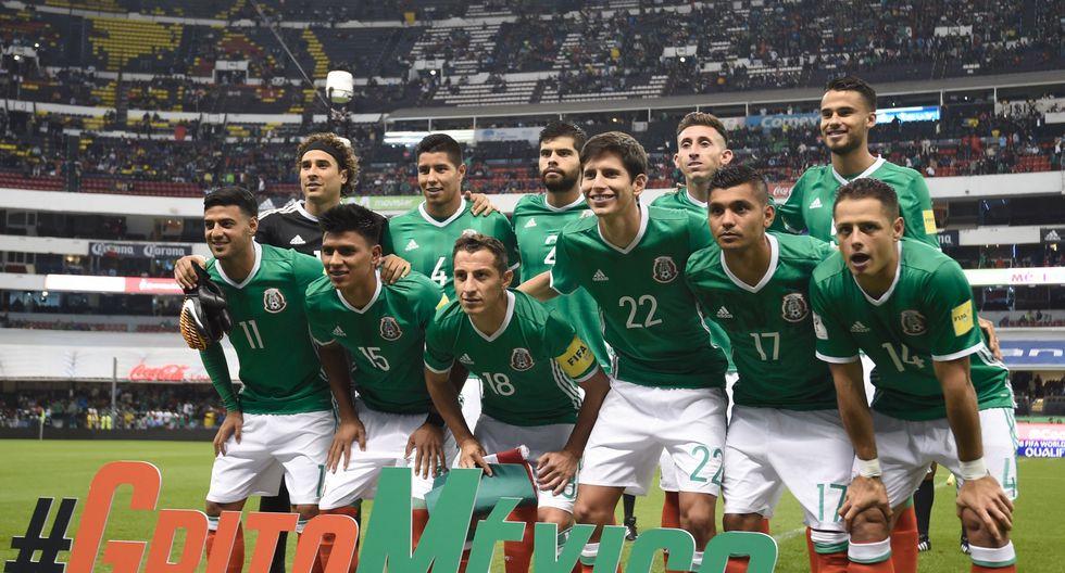 14. México - 1085 puntos (Foto: Agencias)