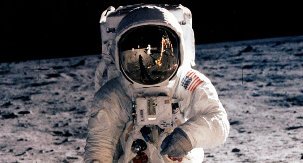 Hacer un montaje habría sido mucho más caro que ir de verdad a la Luna, aseguran expertos. (NASA)