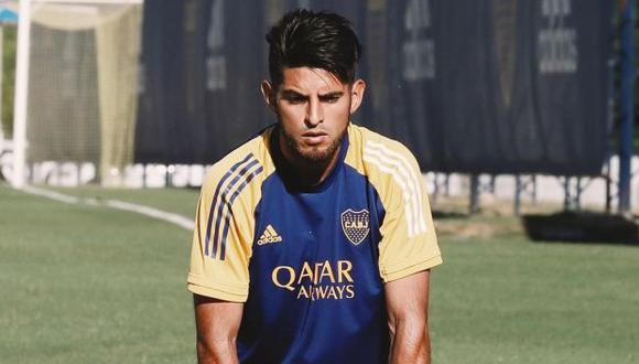 Carlos Zambrano se sumó a la pretemporada de Boca Juniors. (Foto: Boca Juniors)