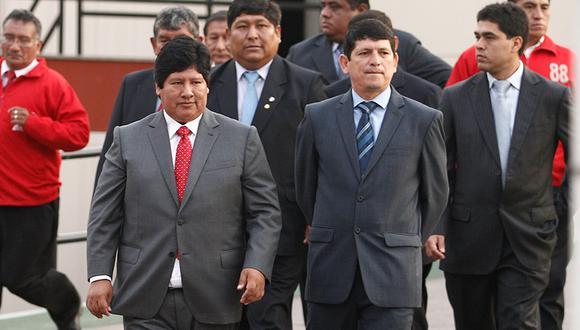 Agustín Lozano será el nuevo presidente de la FPF de forma temporal. (Foto: GEC)