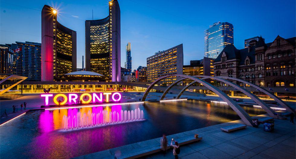 Rica en cultura, idiomas y gastronomía, Toronto podría ser comparable con las grandes ciudades de Estados Unidos.  (Foto: Shutterstock)