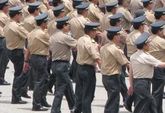 Mininter oficializa a César Cervantes como comandante general de la PNP y nombra a un nuevo jefe de Inspectoría
