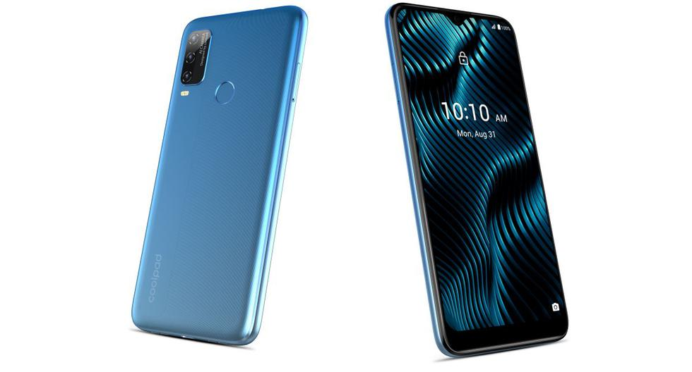 La marca china Coolpad entra con dos modelos de smartphone al mercado local. Aquí vemos el modelo 3504L, que se comercializará desbloqueado. (Coolpad)