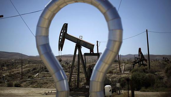 El precio del petróleo cayó el jueves. (Foto: Reuters)