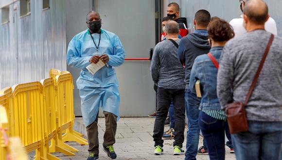 Coronavirus en España | Últimas noticias | Último minuto: reporte de infectados y muertos hoy, viernes 2 de octubre del 2020 | COVID-19 | (EFE).