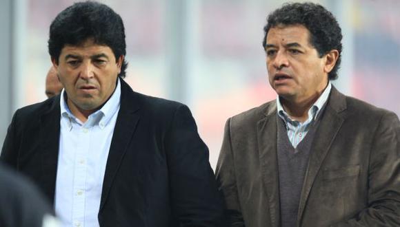 Juan José Oré y Víctor Rivera parten a España a capacitarse