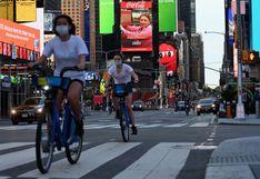 Nueva York comenzará la reapertura de la ciudad el 8 de junio tras superar lo peor del coronavirus