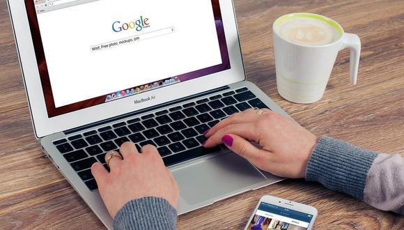 Todo lo que una persona busca en Google  es almacenado por el buscador (Foto: Pixabay)