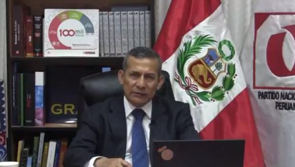 Ollanta Humala indicó que no tiene miedo de la verdad en torno a los casos por los que se le investiga. (Foto: GEC)