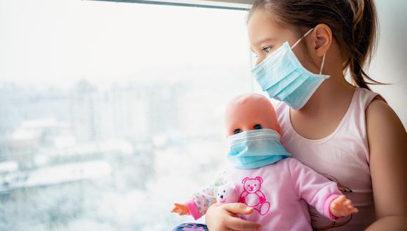 La ansiedad se presenta como un mecanismo de adaptación frente a posibles peligros del entorno. Es por ello, que los niños no son ajenos a sufrir los síntomas de este trastorno, más aún cuando nos encontramos en el marco de una pandemia y el confinamiento. (Foto: Shutterstock)