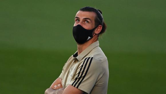La actitud de Gareth Bale sigue siendo criticada. (Foto: AFP)