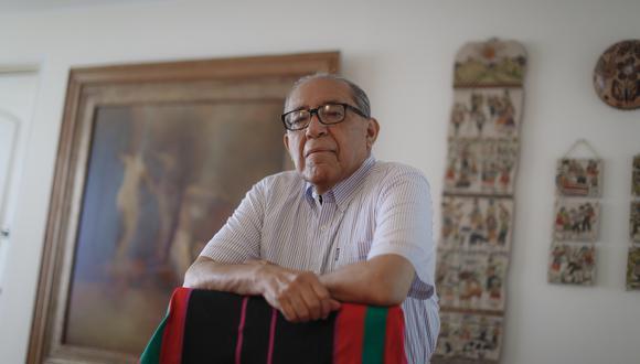 """El historiador y antropólogo Luis Millones realizará desde el próximo 16 de marzo un ciclo de conferencias vía zoom tituladas """"El Perú es una fiesta"""", en la plataforma de la galería Yvonne Sanguineti"""
