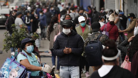 A la fecha, el Perú tiene la tasa de mortalidad más alta por COVID-19 en el mundo, con 975 decesos por millón de habitantes. Asimismo ocupa el puesto 7 tasa de contagios a nivel global, con 24.343 casos por millón de habitantes (Foto: GEC)