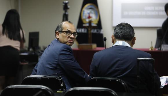 """Luis Miguel Castilla indicó que está """"arraigado en el país"""" y que seguirá sometiéndose a la justicia para """"llegar a la verdad"""" en las investigaciones en su contra. (Foto: GEC)"""