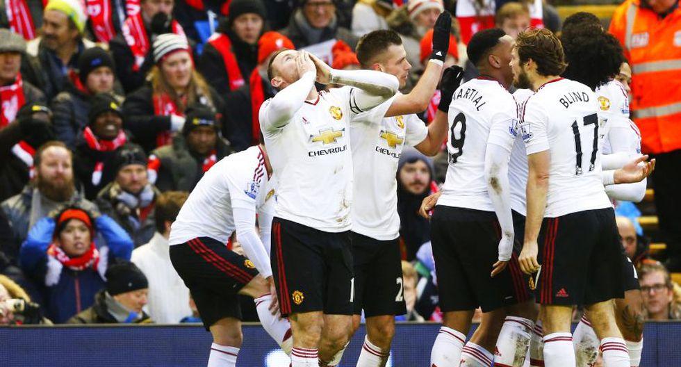Wayne Roone: el latigazo triunfal del Manchester United [FOTOS] - 12