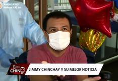 """Jimmy Chinchay y su mensaje tras vencer el COVID-19: """"Es una nueva vida, la pesadilla terminó"""""""
