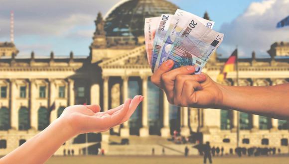 Una persona anónima ha estado dejando sobres con dinero en los buzones o bajo la puerta de las casas de un pueblo español. (Foto: Pixabay/Referencial)