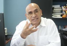 """Bermúdez sobre posible censura de titular del MEF: """"No deberíamos perder el tiempo en esas actitudes y críticas"""""""
